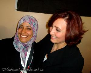 Khawla and Tawakkul